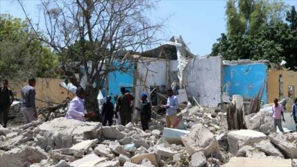 Atentado contra una sede gubernamental en Somalia deja 6 muertos