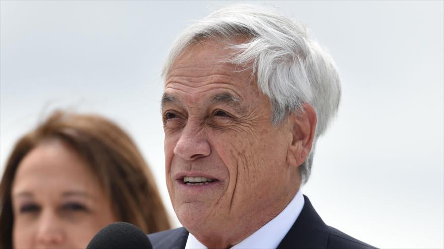 Rechazo a gestión de Piñera supera por primera vez su aprobación | HISPANTV