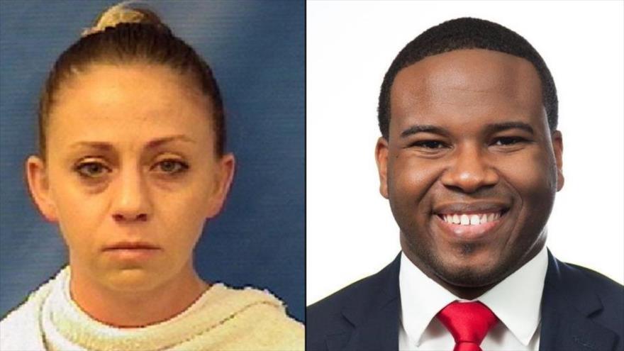 Una policía de EEUU mata a un negro al equivocarse de apartamento