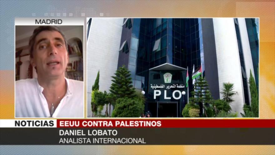 Daniel Lobato: El Gobierno de EEUU e Israel son una misma cosa
