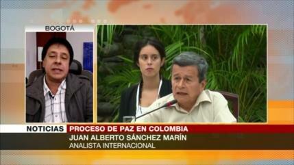"""Sánchez Marín: Gobierno y ELN ponen en """"encrucijada"""" los diálogos"""
