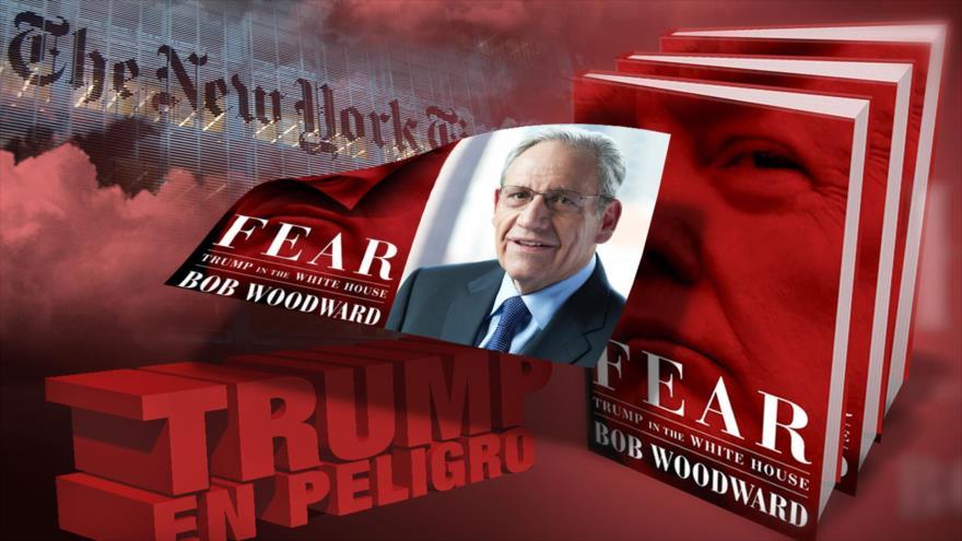 Detrás de la Razón: ¿Habrá guerra civil en EEUU? El dólar, Trump o Putin