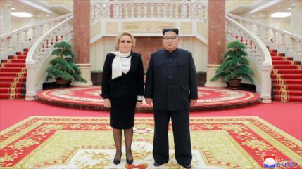 Rusia: Kim ya no tomará pasos unilaterales para desnuclearización
