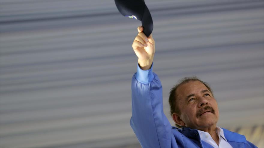 Ortega alerta de la posibilidad de intervención militar de EEUU
