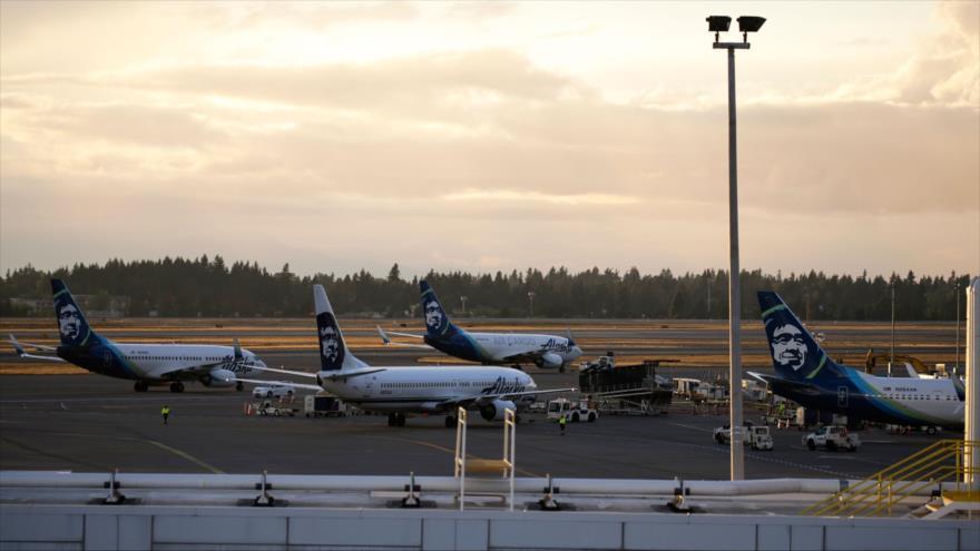 EEUU advierte a sus aerolíneas de usar espacio aéreo iraní