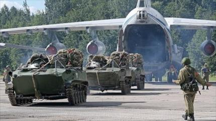 300 000 militares rusos inician las maniobras Vostok 2018