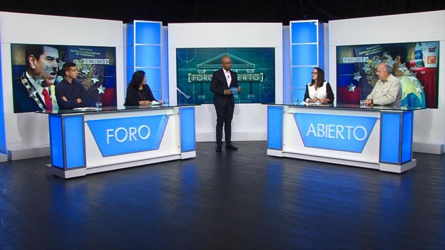 Foro Abierto; Venezuela: misión 'Vuelta a la Patria'