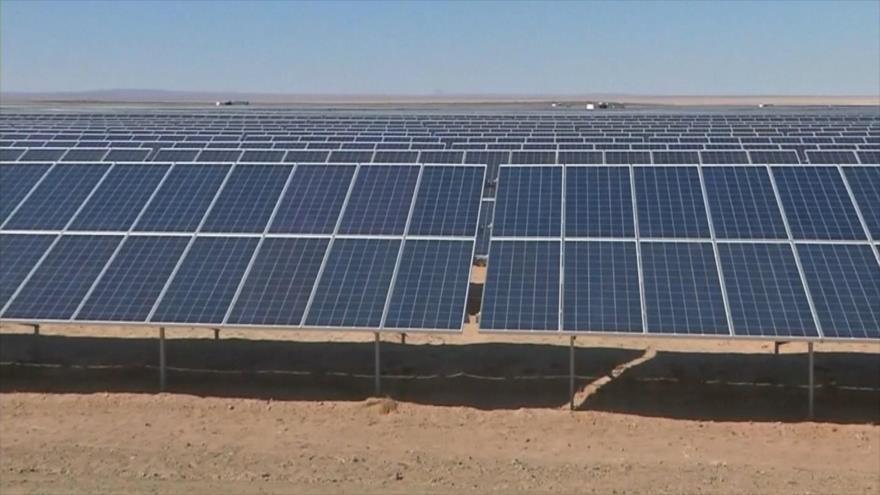 Morales inaugura la mayor planta de energía solar de Bolivia | HISPANTV