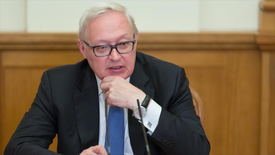 Rusia coincide con Irán en necesidad de 'contrarrestar dictado de EEUU'