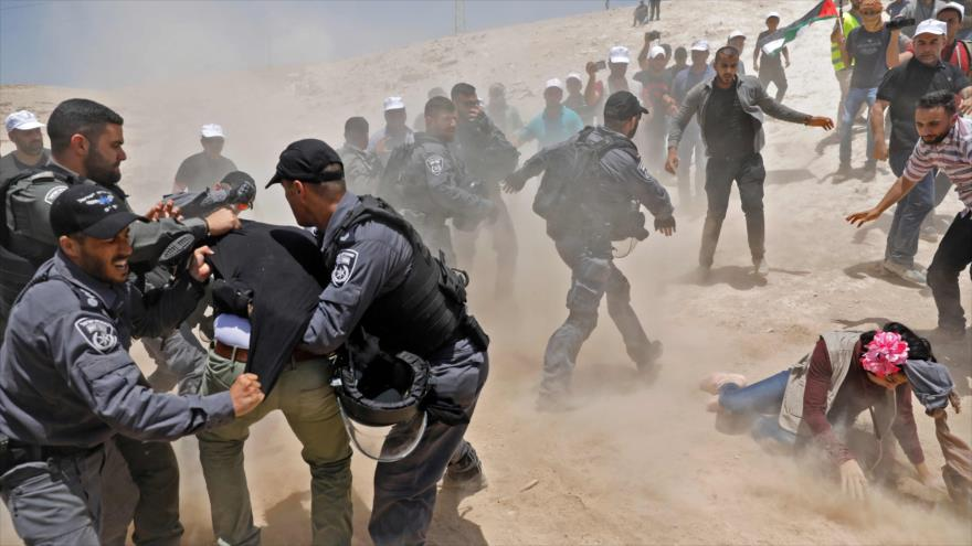 Palestina lleva a Israel a La Haya por crímenes en Jan al-Ahmar