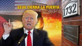 Detrás de la Razón: ¿Qué es la paz para EEUU y Donald Trump? Violencia en Oriente Medio