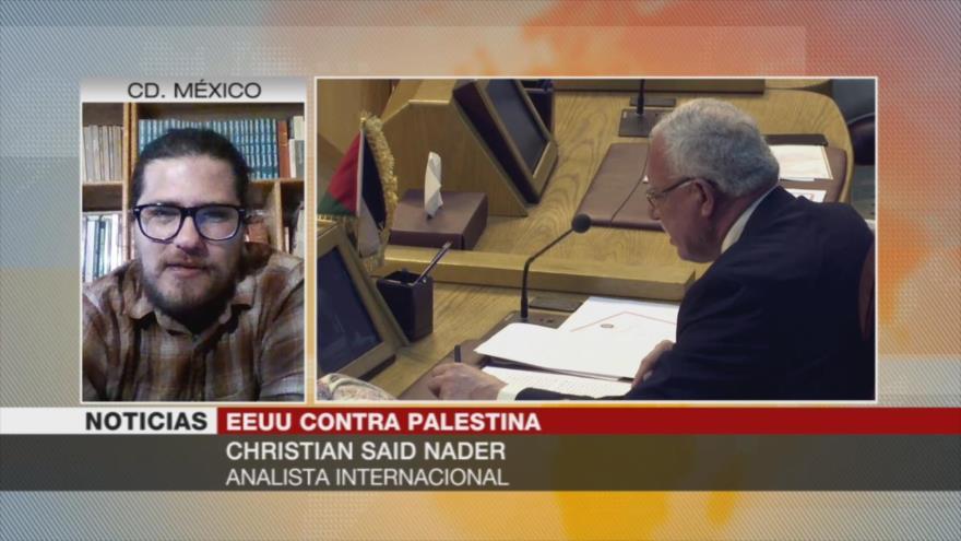 Said Nader: Reacción de Liga Árabe sobre recortes a UNRWA es hipócrita