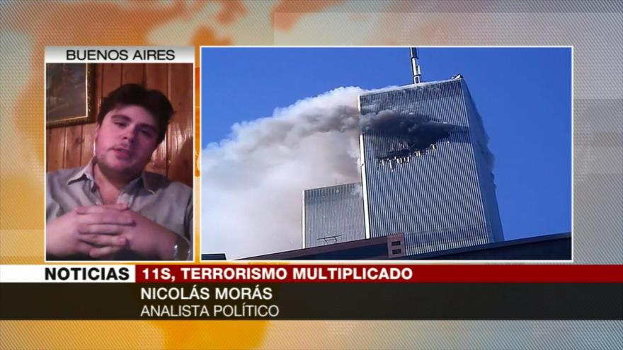 Morás: EEUU usó de coartada 11-S para justificar sus invasiones