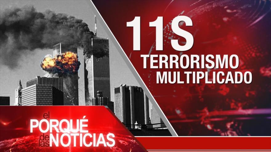 El Porqué de las Noticias: EEUU expande terrorismo. Independentistas de Catalauña. Siria y ataque químico