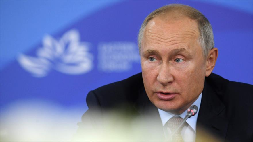 Putin aboga por un centro de cooperación global en Lejano Oriente