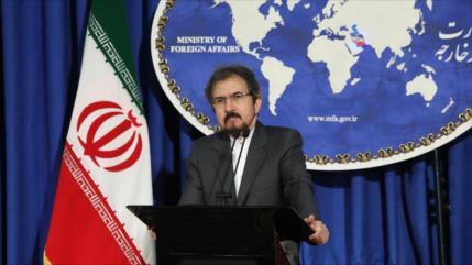 Irán responsabiliza a EEUU de la inestabilidad de Irak