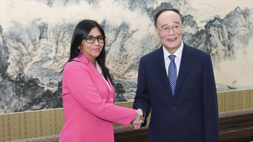 Venezuela y China apuestan por fortalecer lazos bilaterales