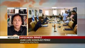 González Pérez: Israel debe explicar su apoyo a Al-Qaeda en Siria
