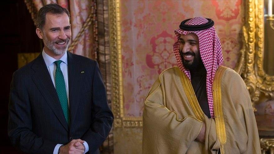 España autoriza la polémica venta de 400 bombas a Arabia Saudí