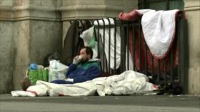El Gobierno no logra acabar con la pobreza en Francia