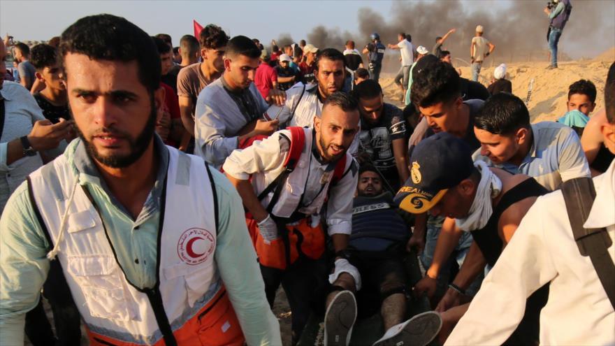 """ONU: 11 años de bloqueo israelí; """"Catastrófica"""" situación en Gaza"""
