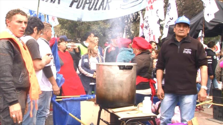 Instalan ollas populares en todo el territorio argentino