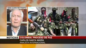 Santa María: Colombianos contentos por liberación de secuestrados