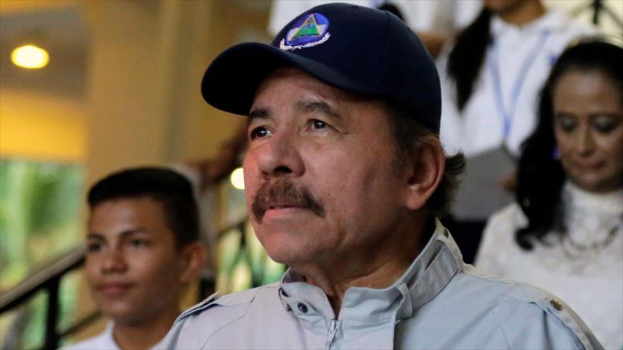 Daniel Ortega propone diálogo para salir de la crisis en Nicaragua