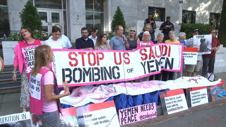 EEUU continuará su apoyo a Arabia Saudí en bombardeo contra Yemen
