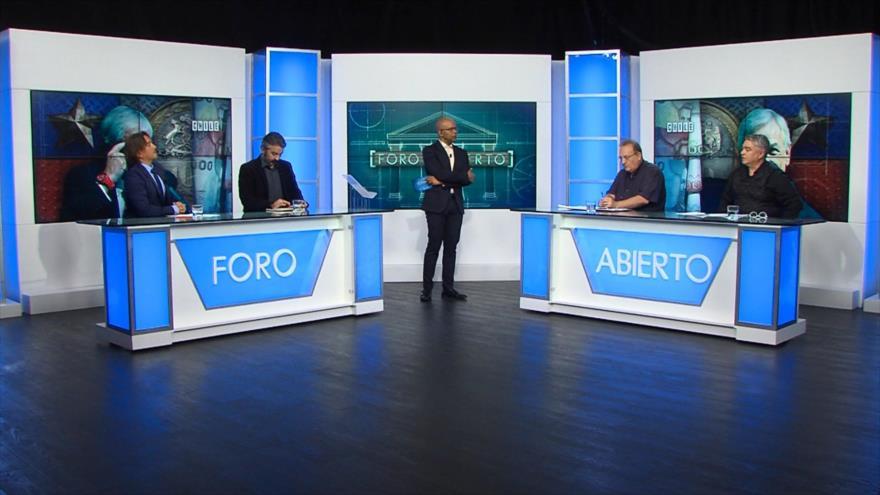 Foro Abierto; Chile: la reforma tributaria de Piñera