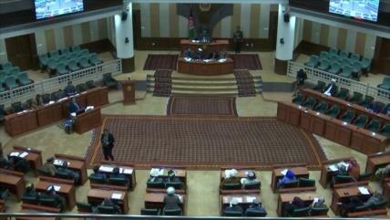 Parlamento afgano revisará acuerdo de seguridad con EEUU