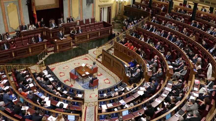 Congreso español da luz verde a exhumación de Franco