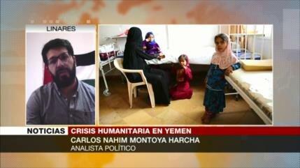 Montoya: ONU está dominada por quienes no buscan paz en Yemen