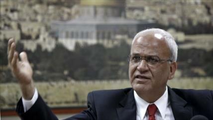 Erekat: Estamos más cerca que nunca del Estado palestino