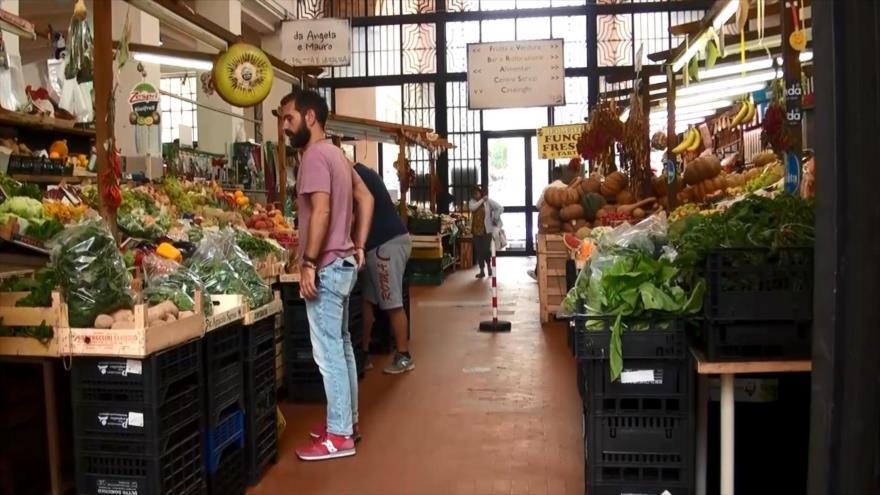 El precio de la vida sube otra vez en Italia