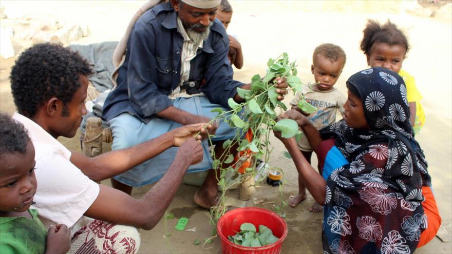 """Unicef: Niños yemeníes viven en un """"infierno"""" bajo agresión saudí"""