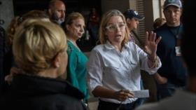 Alcaldesa de San Juan arremete contra Trump por muertes de María