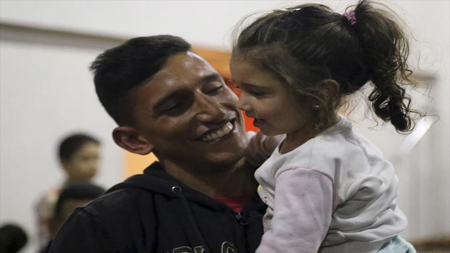 Vídeo: Miles de migrantes venezolanos regresan a su país