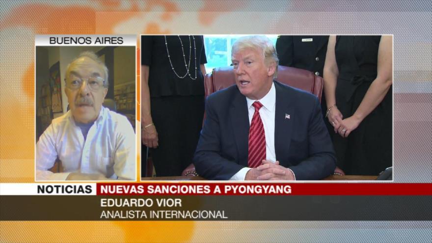 Vior: Trump busca imponer sus condiciones a Corea del Norte