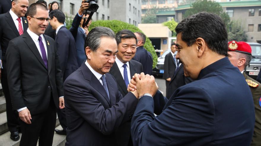 Venezuela y China afianzan su alianza estratégica con 28 pactos