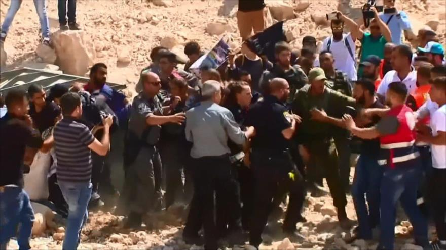 Choques en Cisjordania. Proteccionismo de EEUU. Lazos Pekín-Caracas