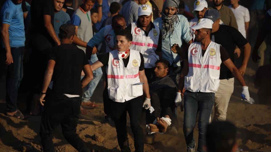 Fuerzas israelíes matan a 3 palestinos en otra Marcha del Retorno