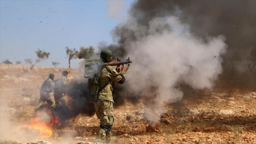 Irán alerta: El mundo debe tomar en serio complot de MI6 en Siria