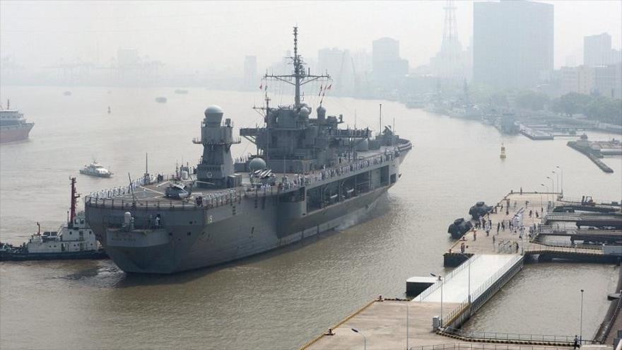 """EEUU crea coalición para """"cazar"""" barcos con combustible hacia Pyongyang"""