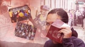 Venezolanos enfrentan conspiración internacional