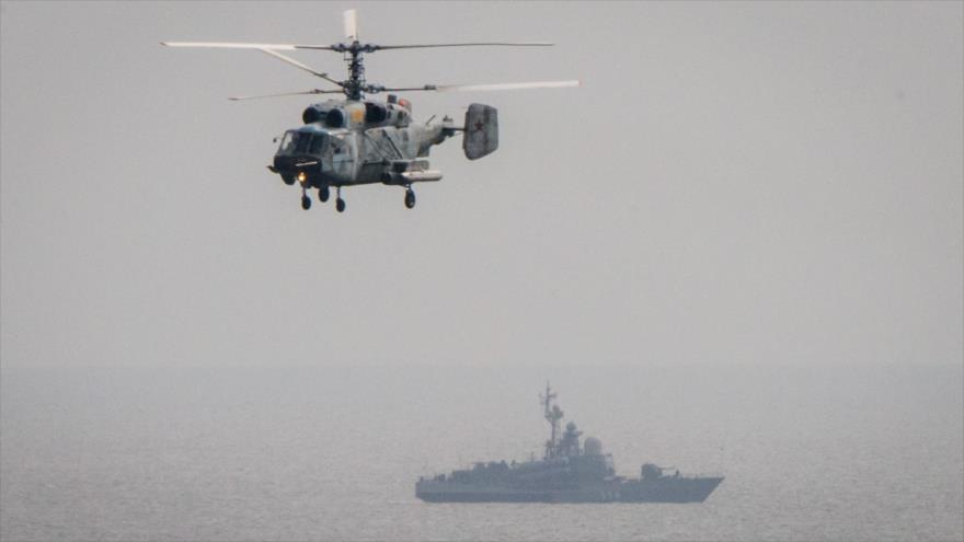 Juegos militares Vostok-2018 culminan en costas del mar de Japón