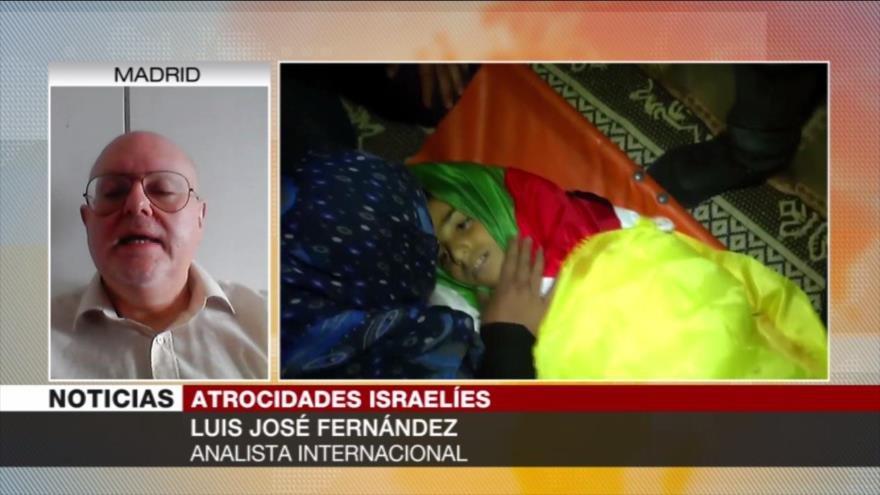 Fernández: EEUU con su veto apoya crímenes israelíes en Gaza