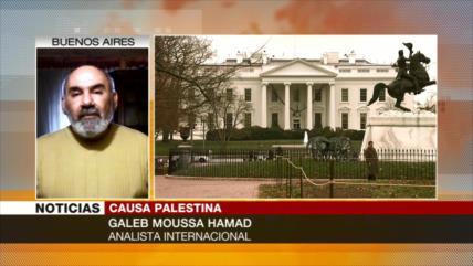 Moussa Hamad: Plan de paz de EEUU agudiza la ocupación israelí