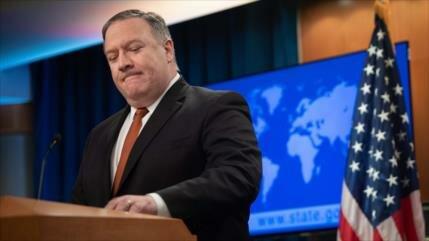 Pompeo: Falló el pacto nuclear con Irán, ¡déjalo pasar!