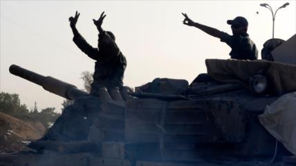 Siria considera inminente derrota del terrorismo en su territorio